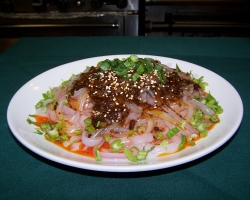 Bean Jelly Salad1