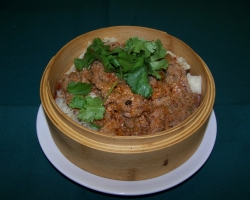 Bamboo Steamed Spicy Beef2